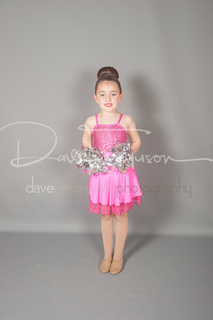 Pink Dress - Tiny Cheer