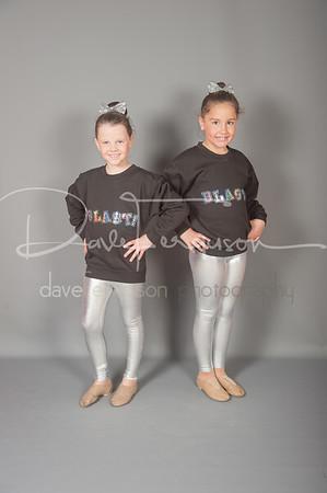 Silver leggings - tiny cheer