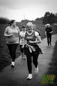 Thornton Cleveleys Running Club Handicap Race March 2017.