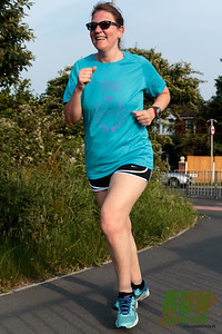 Thornton Cleveleys Running Club Handicap Race June 2017.