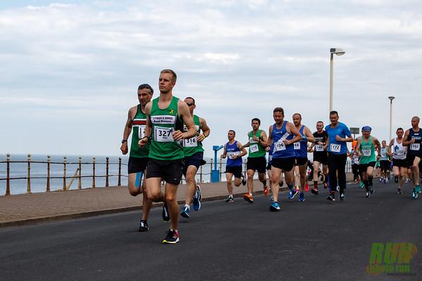 Blackpool Promenade 10 Miler 2017.