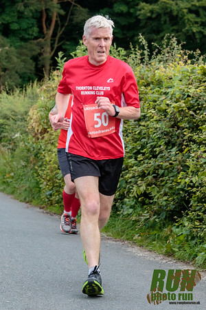 Calder Vale Supper Run 2017.