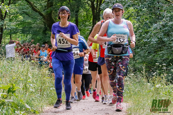 Calder Vale Supper Run 2018