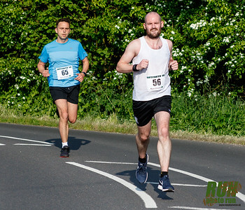 Catforth Canter 5k - 26 May 2018
