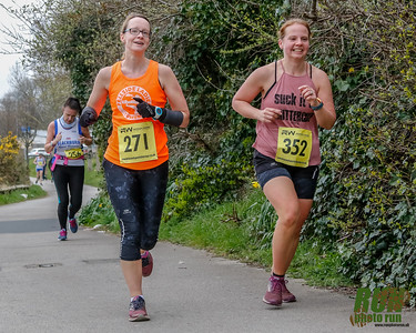Competitors in the 2019 Mothers Day 10k