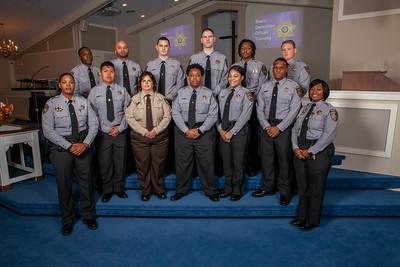 My Pro Photographer Durham Sheriff Graduation 111519