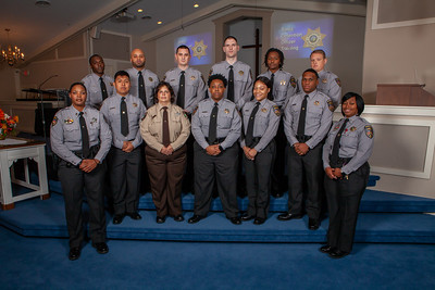 My Pro Photographer Durham Sheriff Graduation 111519-3