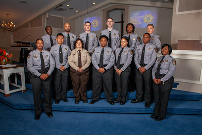 My Pro Photographer Durham Sheriff Graduation 111519-2