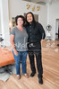August 2014, Celebrity Stylist, Billy Yamaguchi, at Ilaria Hair Studio in Bay Harbor