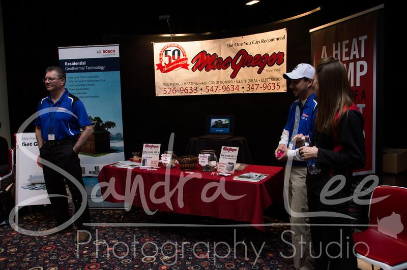 Petoskey Business Expo 2014<br /> Macgregor Plumbing Heating