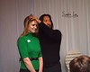 Presentation by, Celebrity Stylist, Billy Yamaguchi at the February luncheon for Connecting Women in Business at Bay Harbor.