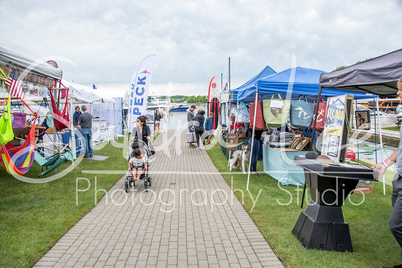 In Water Boat Show Bay Harbor 2018 - Event Photography