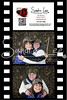 Photo booth for ladies opening night in downtown Petoskey