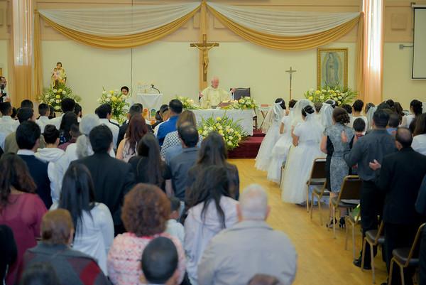 Communions 2015
