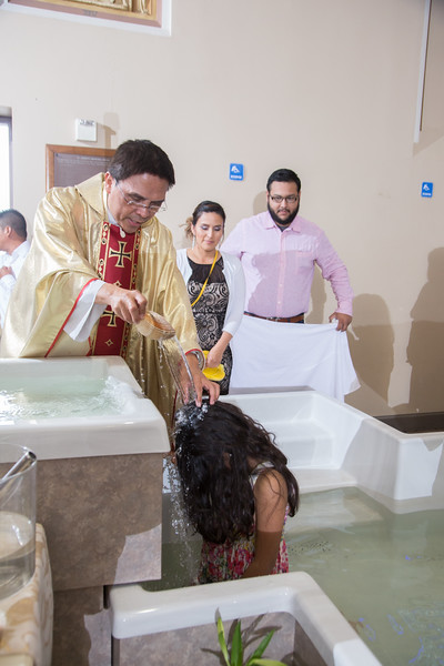 St. Joseph Baptism 4.16.17