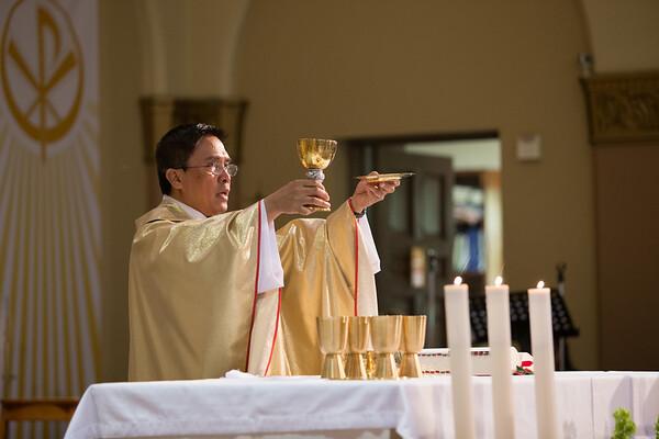 Communions 5.13.17