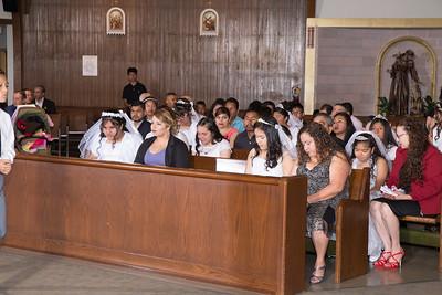 Communions May 19, 2018