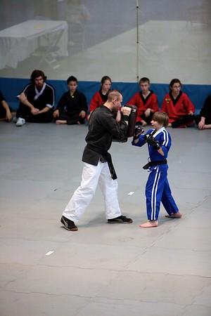 Padded Kickboxing