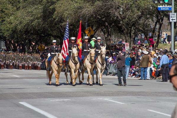 2013 - Houston Livestock Show and Rodeo Parade