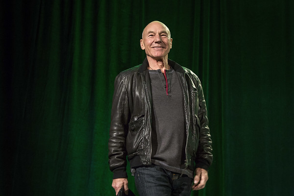 Sir Patrick Stewart @ Emerald City ComiCon 2013