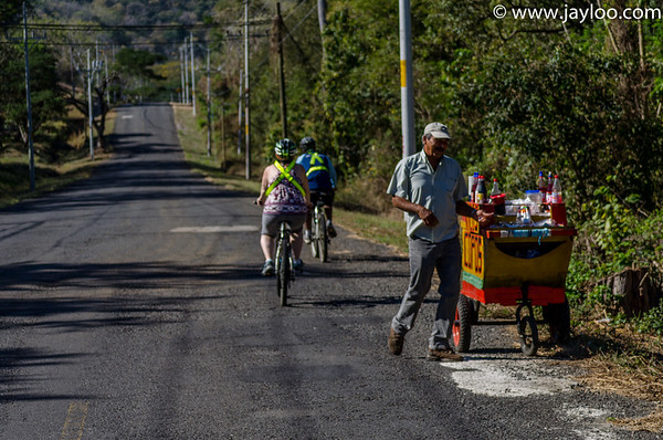 Bike Tour from Hilton Papagayo
