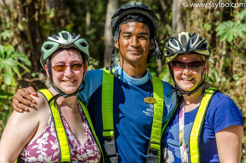 Bike Tour Group Shot