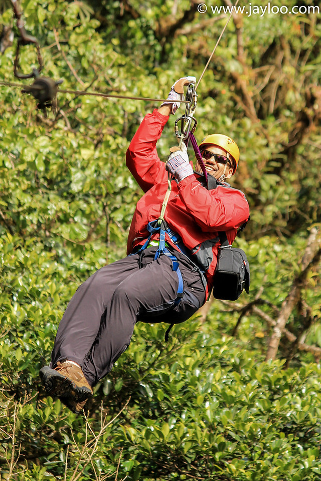Jason - Canopy Tour Zip Lines