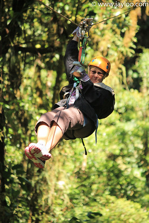 Rose  - Canopy Tour Zip Lines