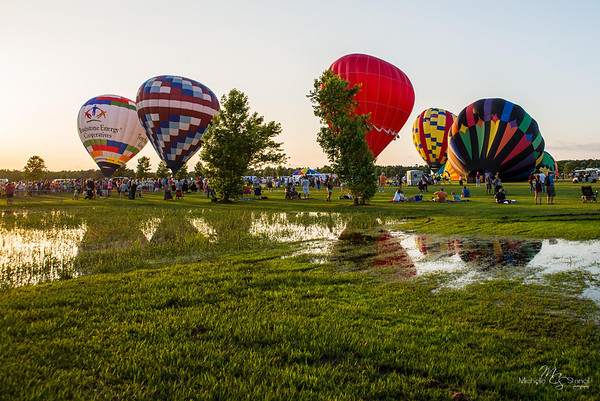 2014 Gulf Coast Hot Air Balloon Festival