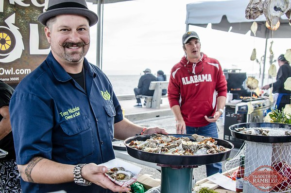 2014 Hangout Oyster Cookoff
