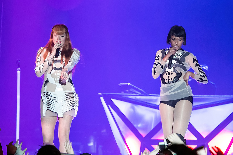 Icona Pop @ Tacoma Dome; WA