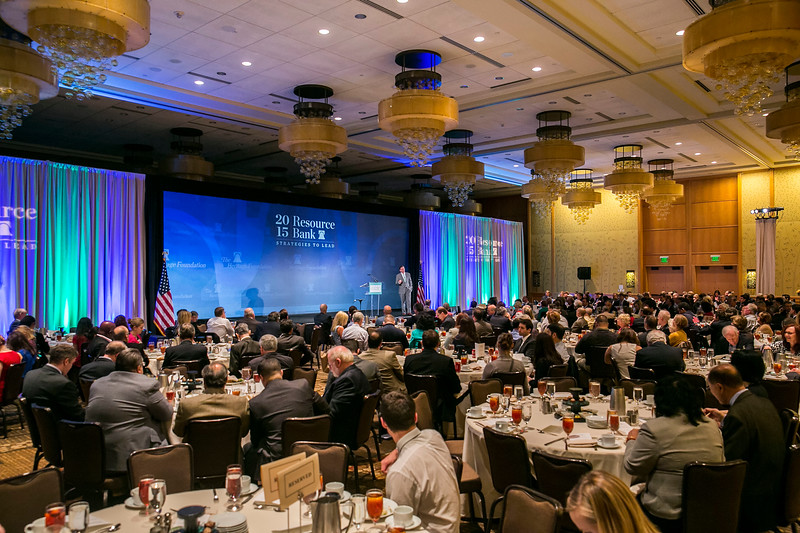 The Heritage Foundation presents Resource Bank 2015 in Bellevue, WA