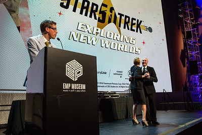 Star Trek: Exploring New Worlds at EMP Museum Seattle