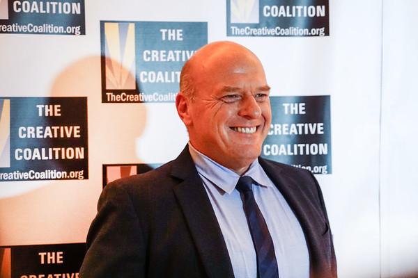 Creative Coalition - Inauguration 2017