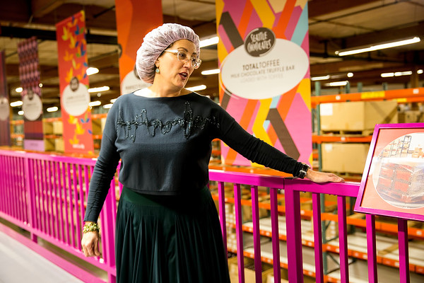 Seattle Chocolates Factory Tour in Tukwila, Washington