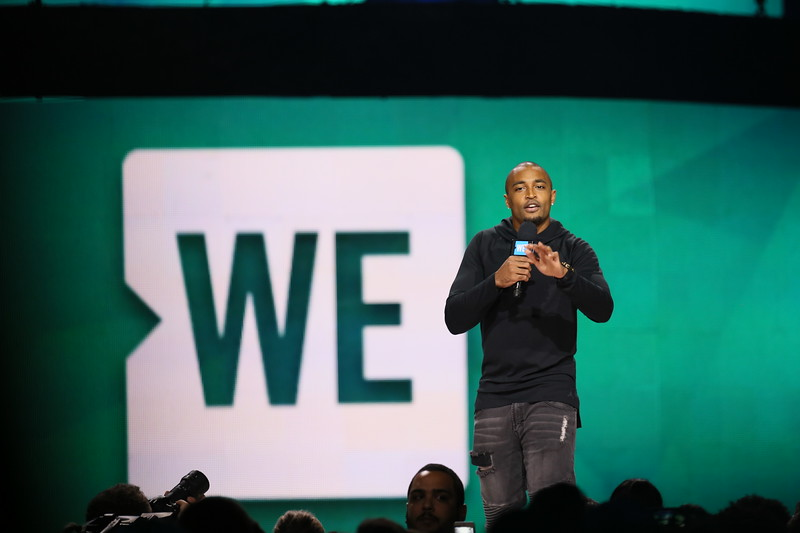 Russell Wilson, Pete Carroll, Doug Baldwin, Lily Collins, Allen Stone, Grace VanderWaal And More Come Together At WE Day Seattle To Celebrate Young People Changing the World