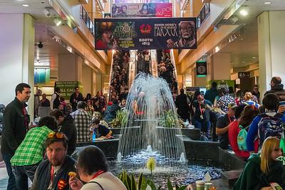 Emerald City Comic Con 2018
