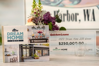 HGTV Dream Home 2018 Winner Weekend in Gig Harbor, Washington