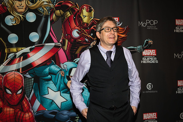 """Museum Of Pop Culture Hosts """"Marvel: Universe Of Super Heroes"""" Opening Ceremony"""
