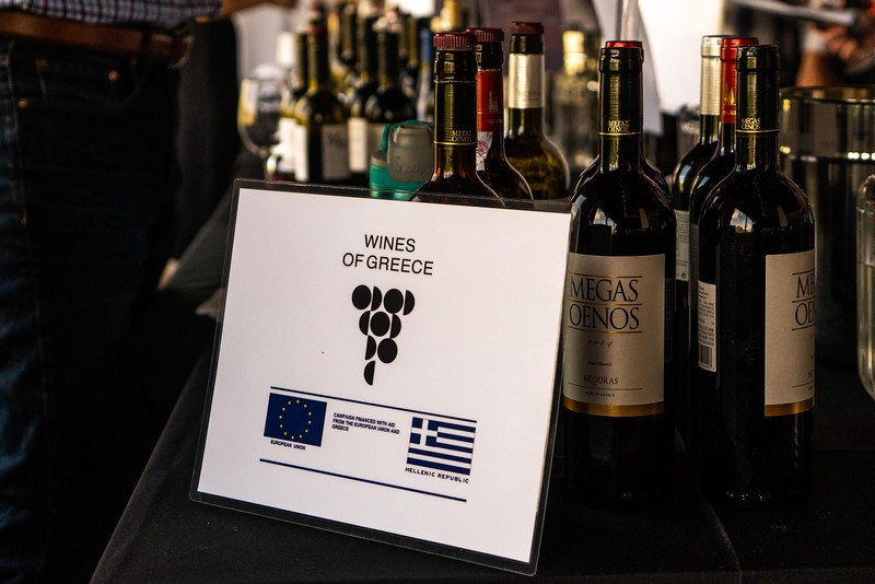 Wines of Greece at Art Marble 21 in Seattle