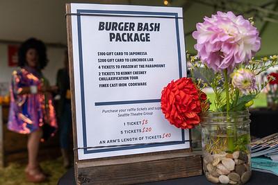 Burger Bash at Cowabunga 2019