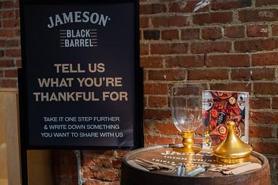 Jameson Friendsgiving 2019