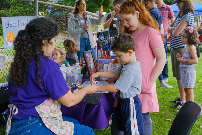 Nanostring Company Picnic 2019 at Queen Anne Community Center