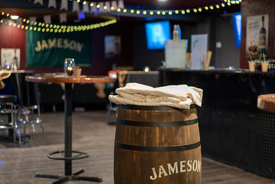 Jameson Cold Brew Launch at Ozzie's Seattle