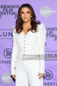 PARK CITY, UTAH - JANUARY 27: Eva Longoria attends the 2020 Women at Sundance Celebration hosted by Sundance Institute and Refinery29, Presented by LUNA at Juniper at Newpark on January 27, 2020 in Park City, Utah. (Photo by Suzi Pratt/Getty Images for Refinery29)