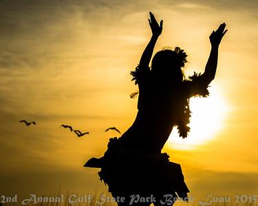 2nd Annual Gulf State Park Luau