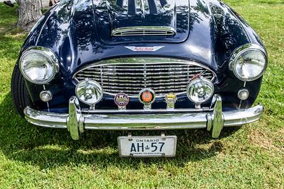 1957 Austin Healey