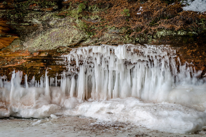 A Journey to the Apostle Islands Ice Caves in Northern Wisconsin