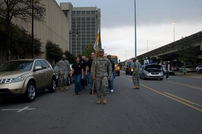 Magic City Classic Army 2012 16