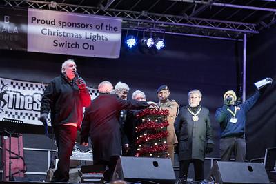 Banbury Christmas Lights Switch On 2017